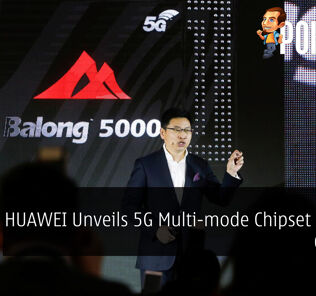 HUAWEI Unveils 5G Multi-mode Chipset And 5G CPE Pro 21