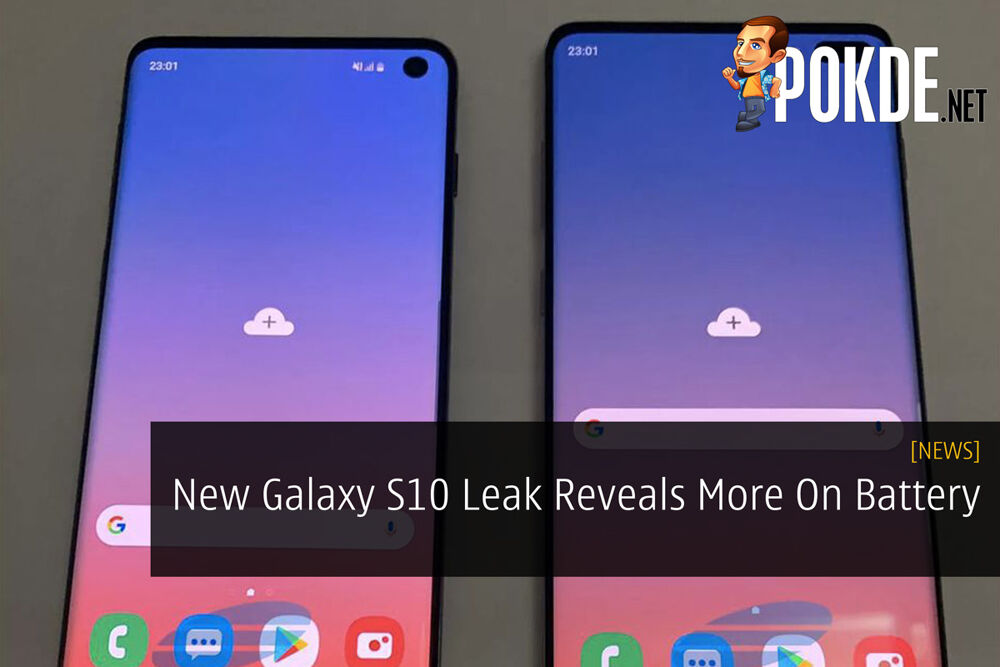 New Galaxy S10 Leak Reveals More On Battery 22