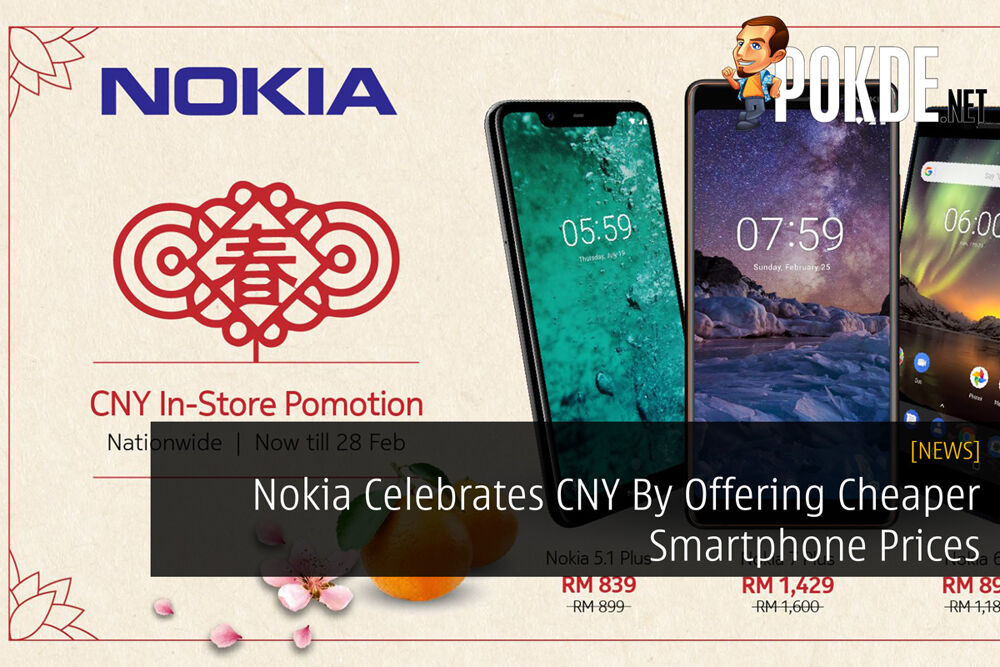 Nokia Celebrates CNY By Offering Cheaper Smartphone Prices 21