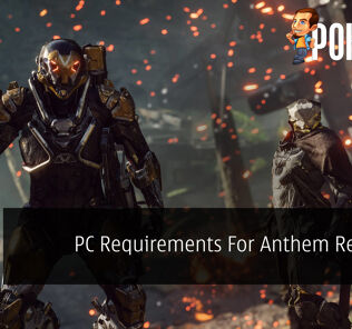 PC Requirements For Anthem Revealed 35