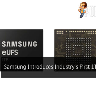 Samsung Introduces Industry's First 1TB eUFS 33