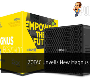 ZOTAC Unveils New Magnus Mini PC 31