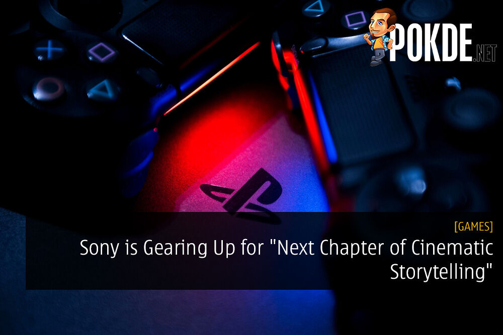 """Sony is Gearing Up for """"Next Chapter of Cinematic Storytelling"""""""