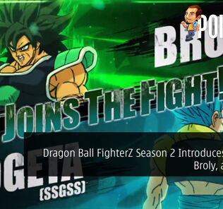 Dragon Ball FighterZ Season 2 Introduces Gogeta, Broly, and More