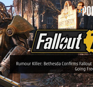 Rumour Killer: Bethesda Confirms Fallout 76 is Not Going Free-to-Play 25
