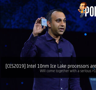 [CES2019] Intel 10nm Ice Lake processors are coming — will come together with a serious >1TFLOP GPU! 29