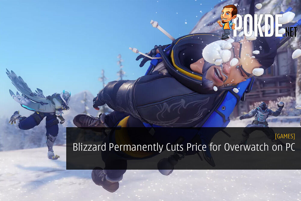 Blizzard Permanently Cuts Price for Overwatch on PC