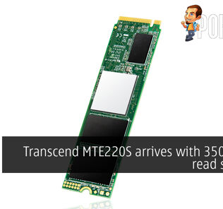 Transcend MTE220S arrives with 3500 MB/s read speeds! 23