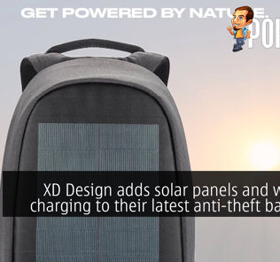 XD Design adds solar panels and wireless charging to their latest anti-theft backpack 28