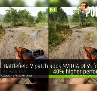 Battlefield V patch adds NVIDIA DLSS for up to 40% higher performance 34