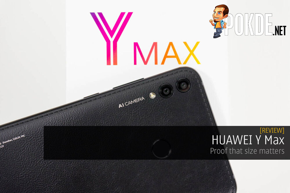HUAWEI Y Max review — proof that size matters 32