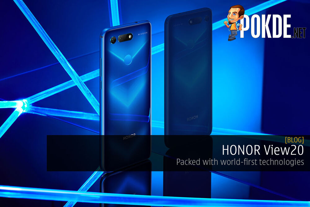 HONOR View20 — packed with world-first technologies 23