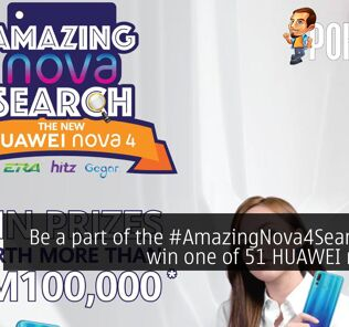 Be a part of the #AmazingNova4Search and win one of 51 HUAWEI nova 4! 23