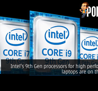 Intel's 9th Gen processors for high performance laptops are on their way 26