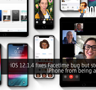 iOS 12.1.4 fixes Facetime bug but stops the iPhone from being a phone 25