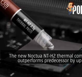 The new Noctua NT-H2 thermal compound outperforms predecessor by up to 2°C! 23