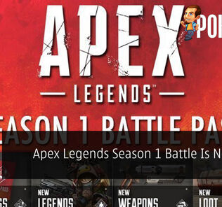 Apex Legends Season 1 Battle Is Now Out 23