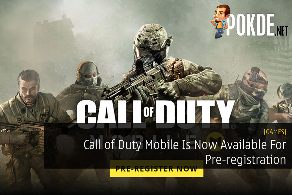 Call of Duty Mobile Is Now Available For Pre-registration 23