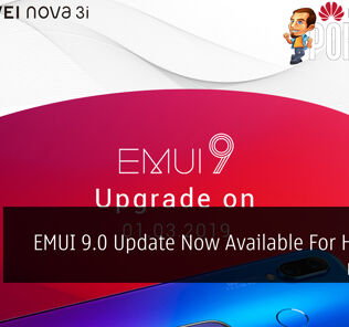 EMUI 9.0 Update Now Available For HUAWEI nova 3i 22