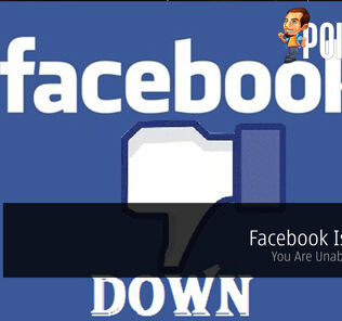 Facebook Is Down — You Are Unable To Login (UPDATED) 22