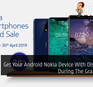 Get Your Android Nokia Device With Discounts During The Grand Sale 39