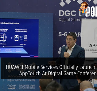 HUAWEI Mobile Services Officially Launch HUAWEI AppTouch At Digital Game Conference 2019 34