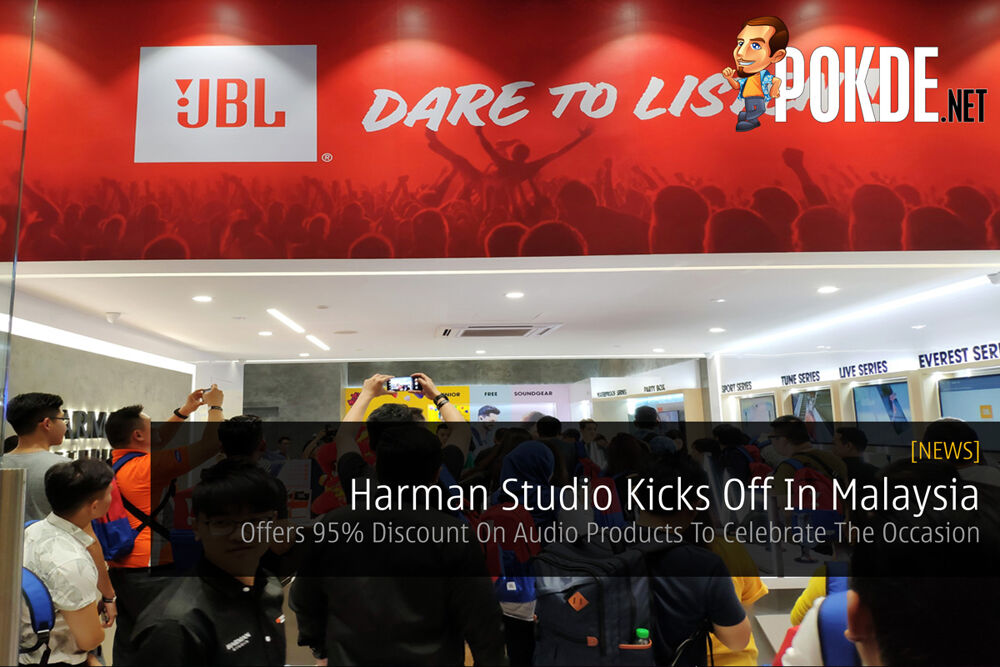 Harman Studio Kicks Off In Malaysia – Offers 95% Discount On Audio Products To Celebrate The Occasion 24