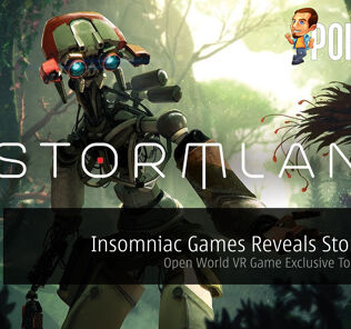 Insomniac Games Reveals Stormland — Open World VR Game Exclusive To Oculus Rift 24