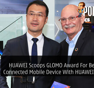 [MWC2019] HUAWEI Scoops GLOMO Award For Best New Connected Mobile Device With HUAWEI Mate X 21