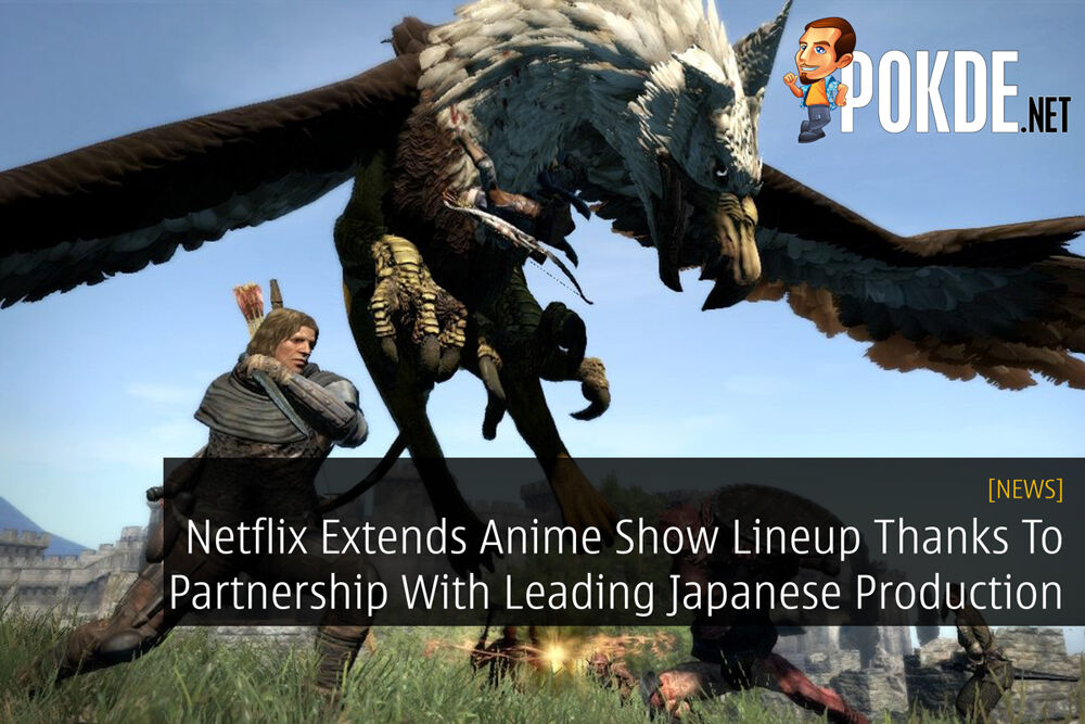 Netflix Extends Anime Show Lineup Thanks To Partnership With Leading Japanese Production Companies 22