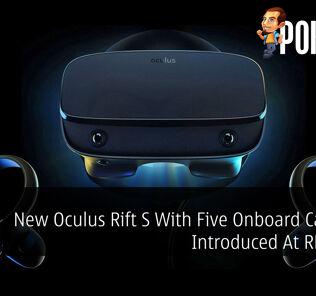 New Oculus Rift S With Five Onboard Cameras Introduced At RM1,619 23