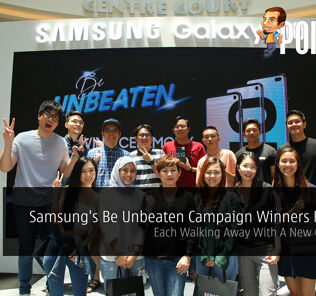 Samsung's Be Unbeaten Campaign Winners Revealed — Each Walking Away With A New Galaxy S10! 29