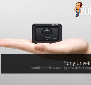 Sony Unveils RX0 II — World's Smallest And Lightest Ultra-compact Camera 29