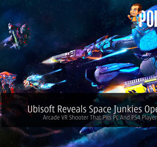 Ubisoft Reveals Space Junkies Open Beta — Arcade VR Shooter That Pits PC And PS4 Players Together 20