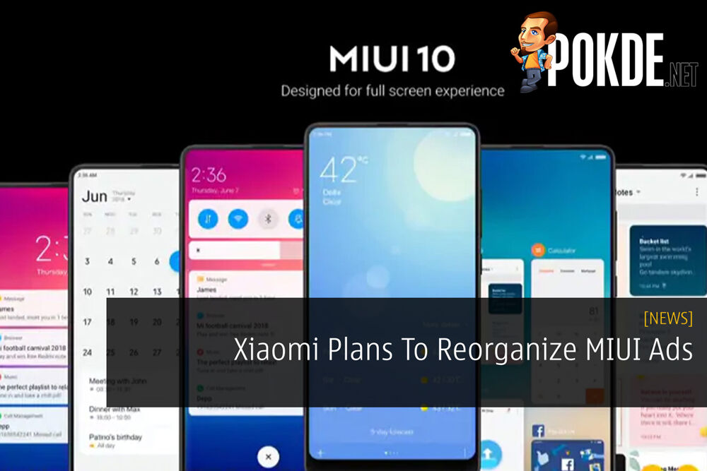 Xiaomi Plans To Reorganize MIUI Ads 21
