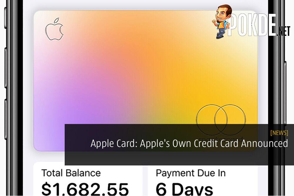 Apple Card: Apple's Own Credit Card Announced 20