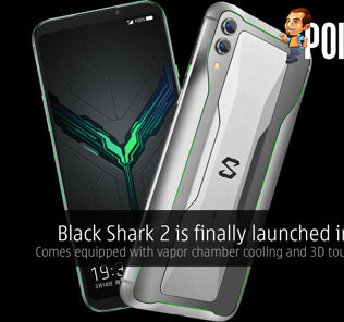 Black Shark 2 is finally launched in China — comes equipped with vapor chamber cooling and 3D touch display! 28