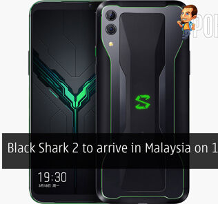 Black Shark 2 to arrive in Malaysia on 1st April 28