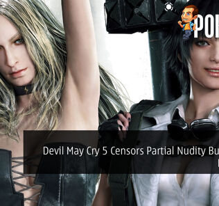 Devil May Cry 5 Censors Partial Nudity But Not For Everyone