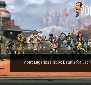 Apex Legends Hitbox Details for Each Legends