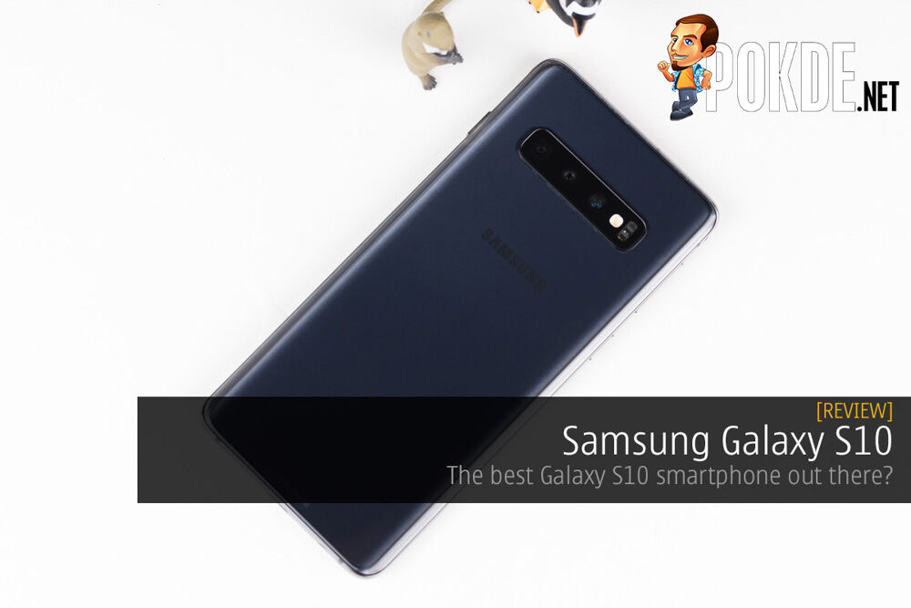 Samsung Galaxy S10 review — the best Galaxy S10 smartphone out there? 26