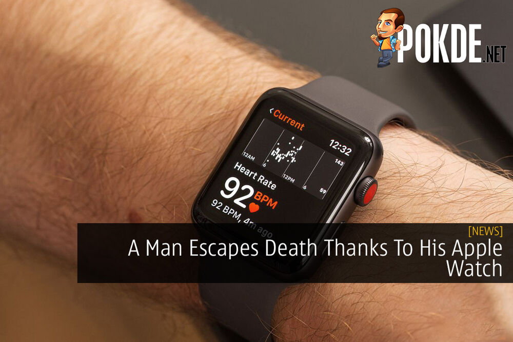 A Man Escapes Death Thanks To His Apple Watch 19