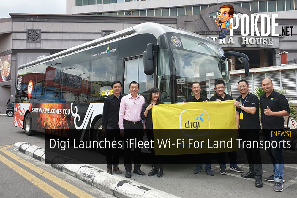 Digi Launches iFleet Wi-Fi For Land Transports 18