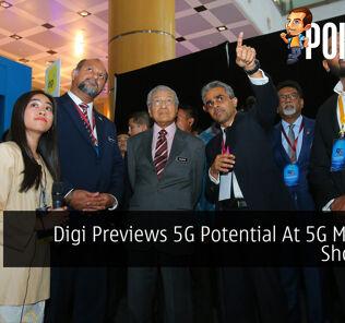 Digi Previews 5G Potential At 5G Malaysia Showcase 36