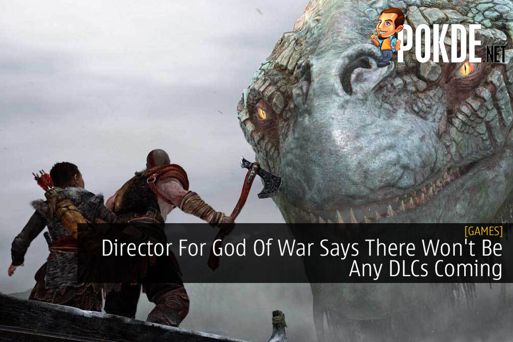 Director For God Of War Says There Won't Be Any DLCs Coming 25