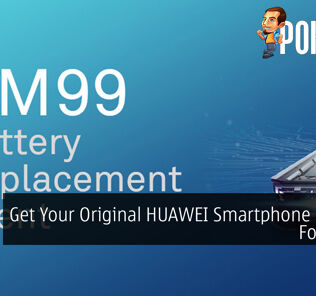Get Your Original HUAWEI Smartphone Battery For RM99 27