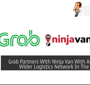 Grab Partners With Ninja Van With Aims For Wider Logistics Network In The Region 24