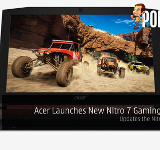 Acer Launches New Nitro 7 Gaming Laptop - Updates the Nitro 5 As Well 22