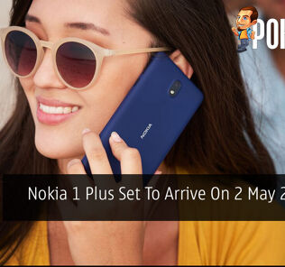 Nokia 1 Plus Set To Arrive On 2 May 2019 At RM329 28