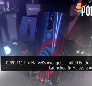 OPPO F11 Pro Marvel's Avengers Officially Launched In Malaysia At RM1399 30